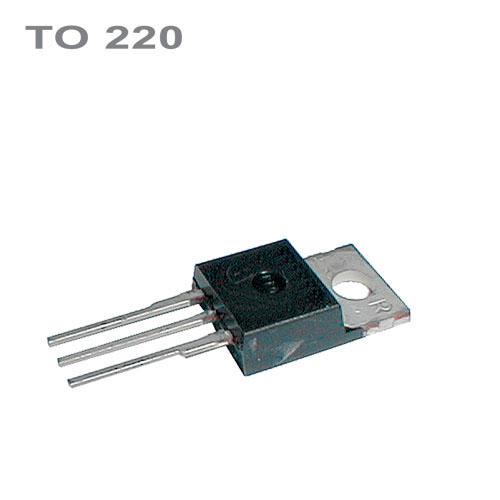 Stabilizátor 7915 -15V/1A TO220 IO