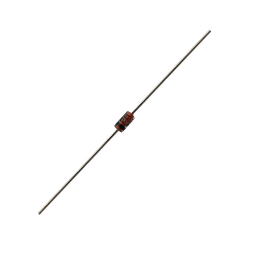Dioda zenerova 4V7 0.4W 5% BZX79C DO35