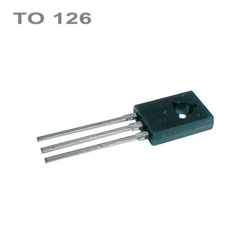BD681 NPN-Darl 100V,4A,40W,3MHz TO126