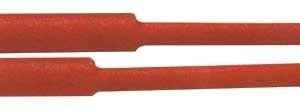 Bužírka zmršťovacia - 4.0 / 2.00mm červená