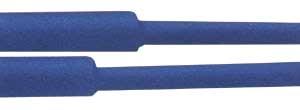 Bužírka zmršťovacia - 3.0 / 1.50mm modrá