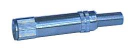 Zdířka 6.3 mono kabel kov