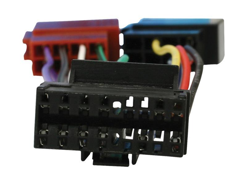 ISO kábel pre autorádio Pioneer 16pin HQ ISO-PIONEER16P