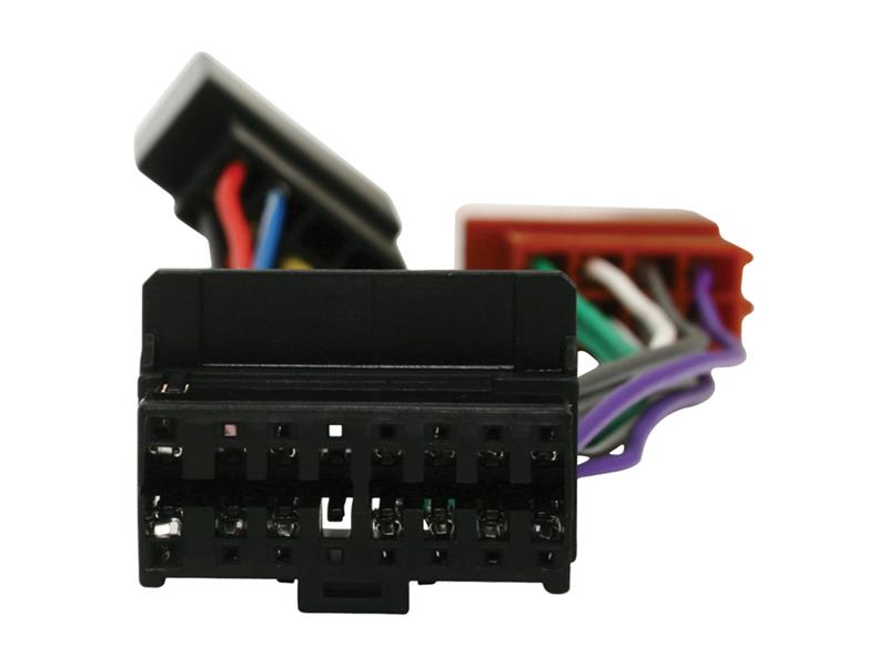 ISO kábel pre autorádio Pioneer 16pin (modely od roku 2002) HQ ISO-PION16P02
