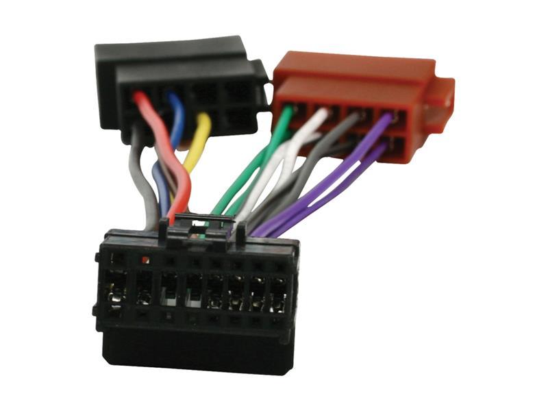 ISO kábel pre autorádio Pioneer 16pin (modely od roku 2003) HQ ISO-PION16P03