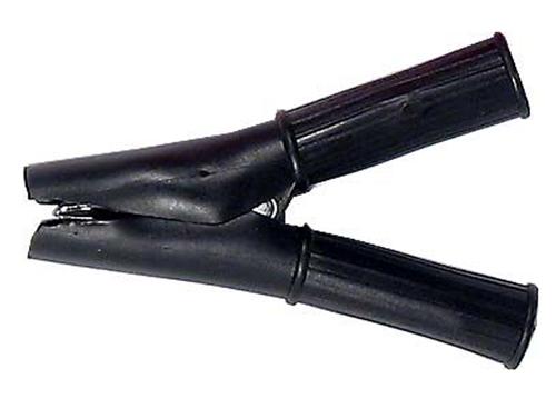 Svorka 50A izolovaná čierna 188mm