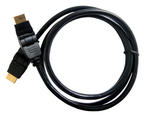 Kábel TIPA HDMI 2m otočné konektory