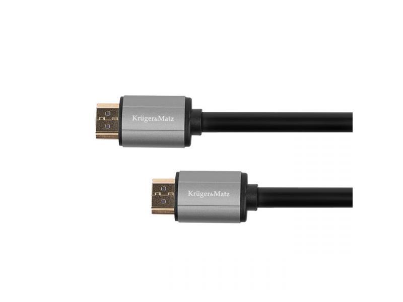 Kábel KRUGER & MATZ KM1203 HDMI 1m