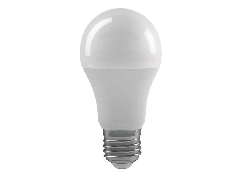 Žiarovka LED E27 10W A60 biela teplá EMOS ZL4201 krokovo stmievateľná