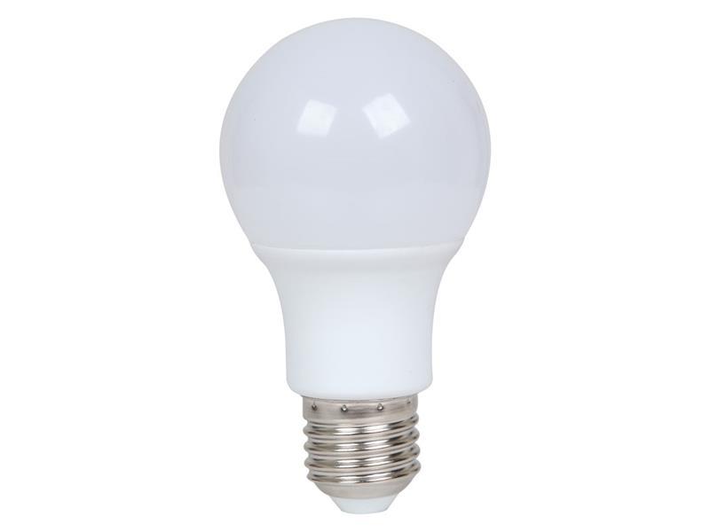 Žiarovka LED E27 9W A60 biela teplá RETLUX RLL 244