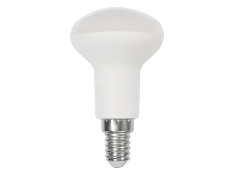 Žiarovka LED E14 6W R50 SPOT biela teplá RETLUX RLL 279