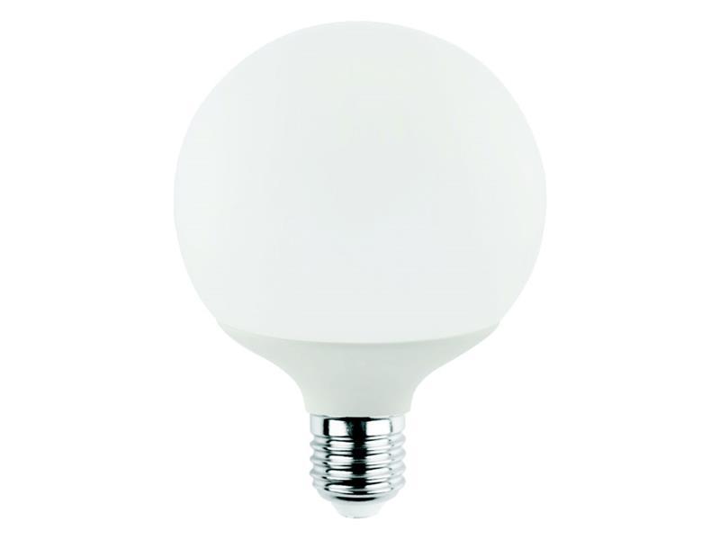Žiarovka LED E27 15W G95 biela teplá RETLUX RLL 275