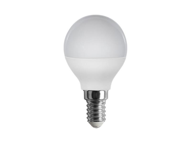 Žiarovka LED E14 6W G45 biela teplá RETLUX RLL 268