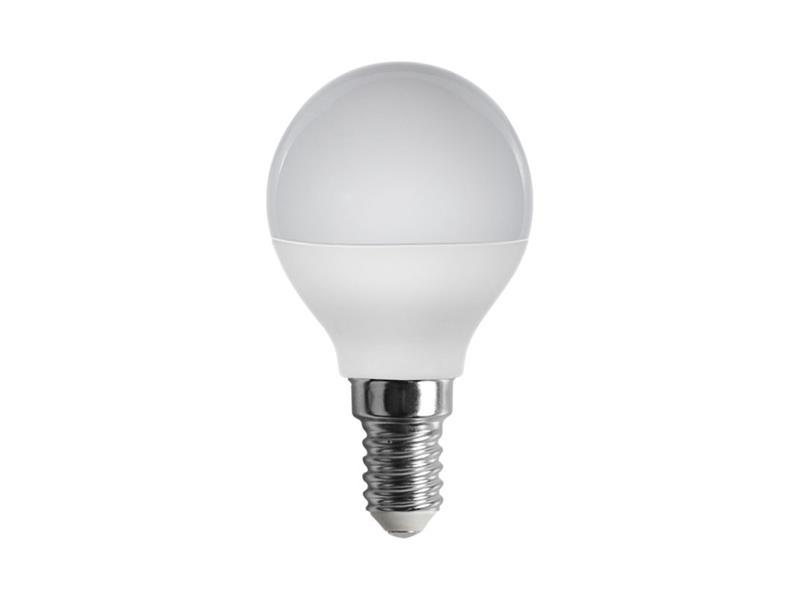 Žiarovka LED E14 6W G45 biela prírodná RETLUX RLL 269