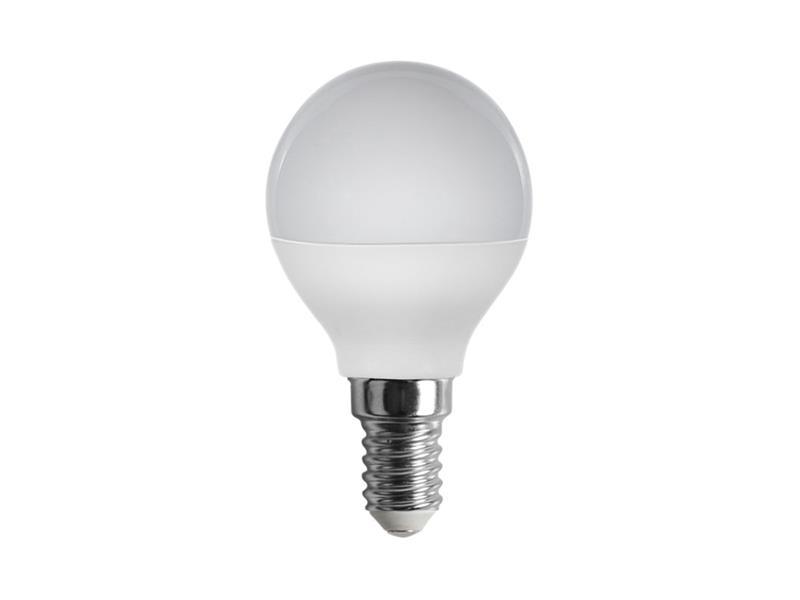 Žiarovka LED E14 6W G45 biela studená RETLUX RLL 270