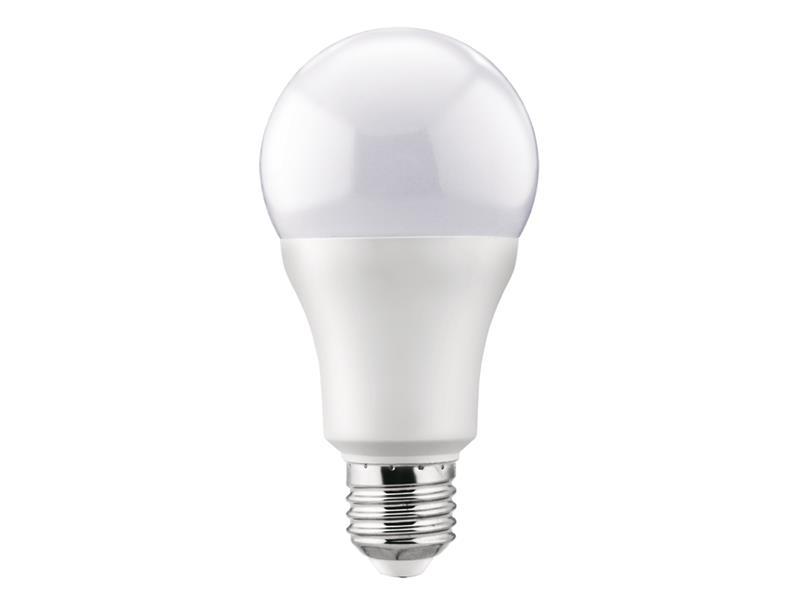 Žiarovka LED E27 15W A65 biela teplá Geti SAMSUNG čip