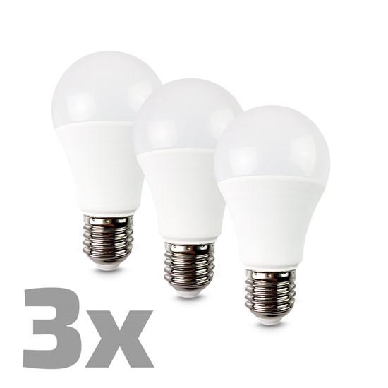 Žiarovka LED E27 12W A60 biela teplá ECOLUX SOLIGHT WZ530-3