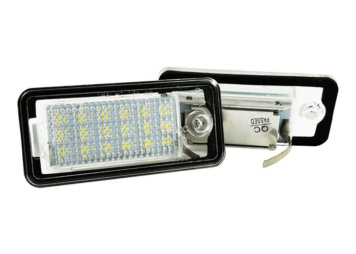 LED osvetlenie ŠPZ AUDI A3 / A4 / A6 / Q7