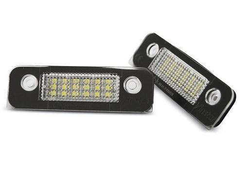 LED osvetlenie ŠPZ FORD FIESTA / FUSION / MONDEO