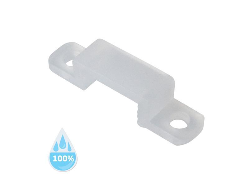 Led pásek - silikonová příchytka pro led pásky 12V, IP68, čip 5050, 5630