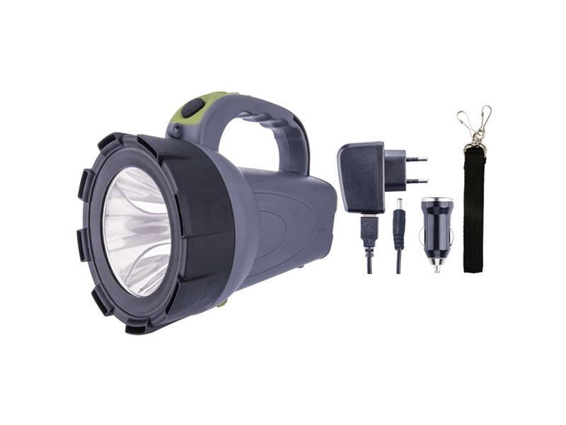 LED nabíjacie svietidlo 5W COB LED