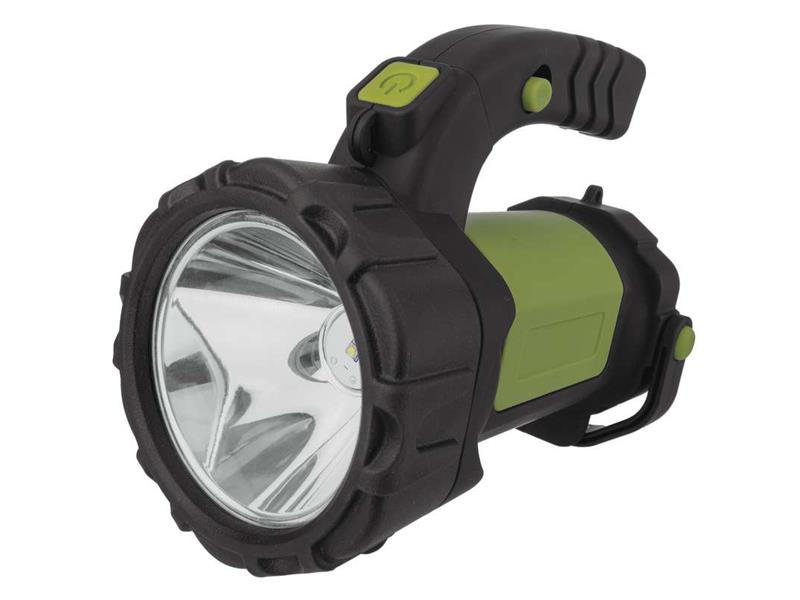 LED nabíjacie svietidlo 5W CREE + COB LED