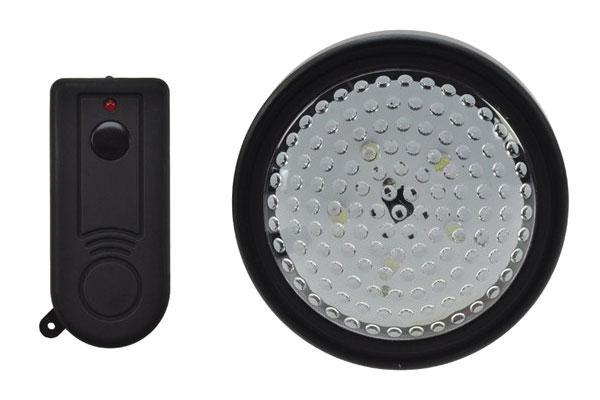 LED světélko s dálkovým ovládáním, 5 LED, 3x AA baterie
