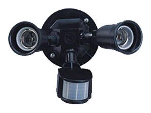 Nástenné svetlo s PIR ST65, 230V / 2x150W
