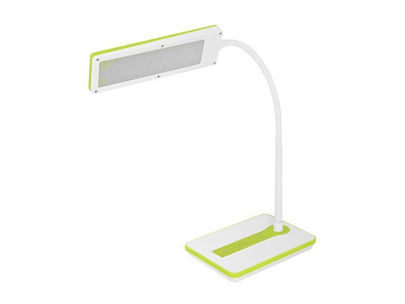 Lampa LED stolná TIROSS TS-58, 30 LED zelená