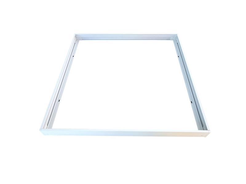 Rámček pre LED panel 60x60 cm, biela