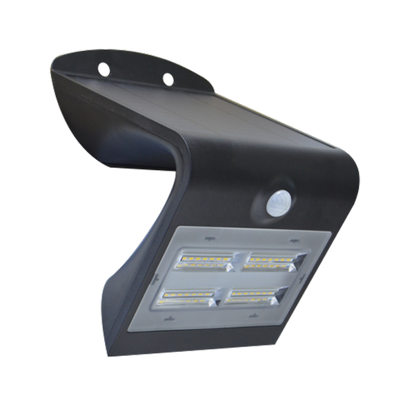 Svietidlo solárne LED IMMAX 08427L s čidlom 3.2W vonkajšie