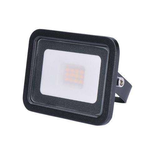 LED vonkajšie reflektor Eco, 10W, 650L, 4000K, čierny WM-10W-K
