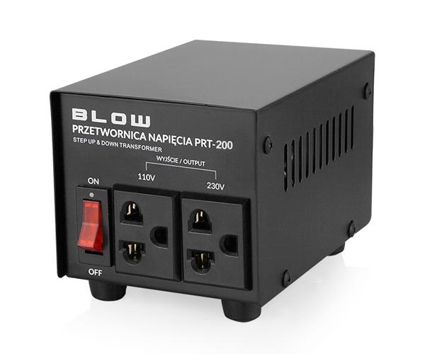 Menič napätia BLOW PRT-200 230V/110V 200W