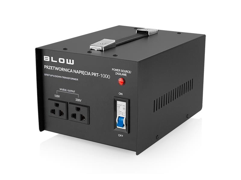 Menič napätia BLOW PRT-1000 230V/110V 1000W