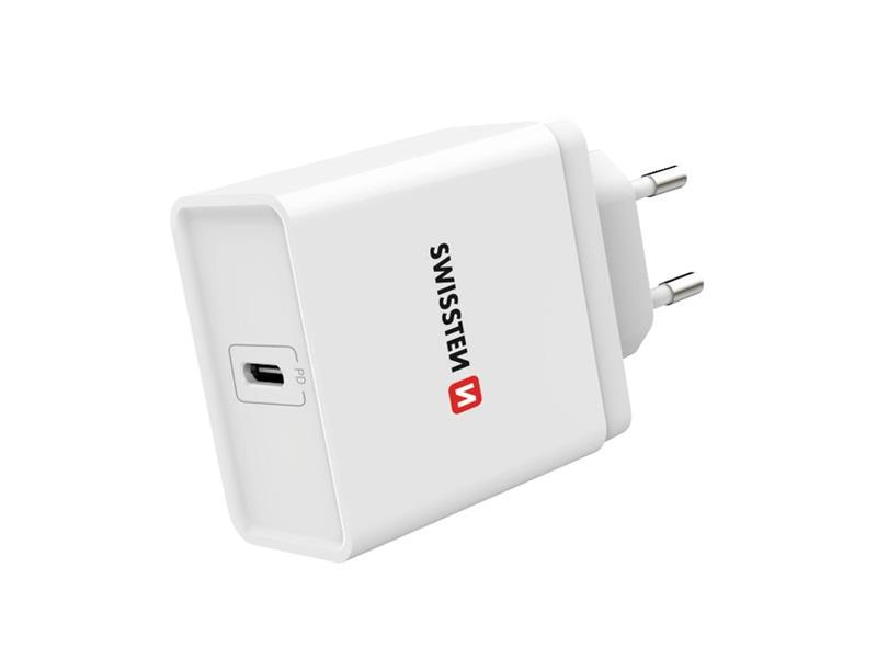 Adaptér USB SWISSTEN POWER DELIVERY USB-C