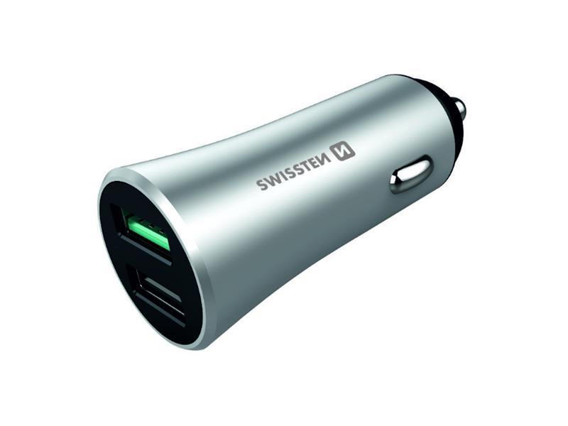 Autoadaptér USB SWISSTEN 20111630
