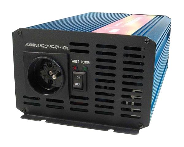 Menič napätia 24V/230V 1000W CZ čistá sinusovka