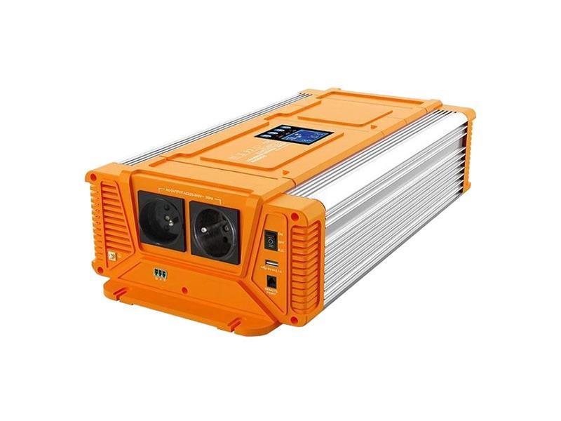 Menič napätia CARSPA PX3000 12V/230V 3000W čistá sínusoida