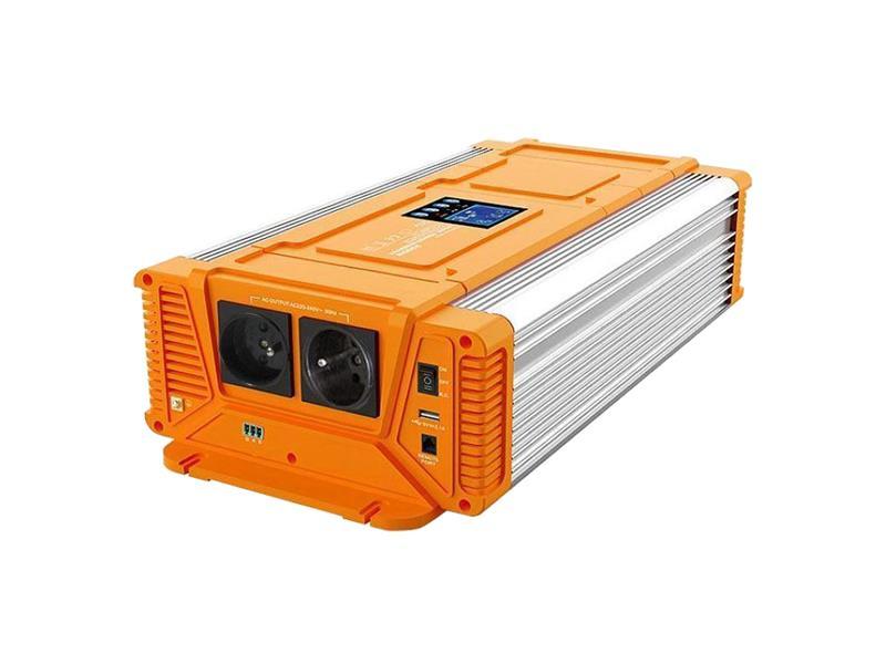 Menič napätia CARSPA PX3000 24V/230V 3000W čistá sínusoida