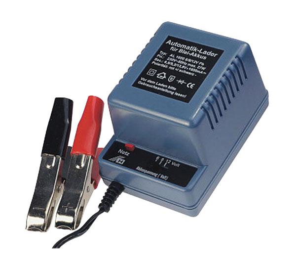 Nabíjačka akumulátorov H-Tronic AL 1600, 6/8/12 V, 1,6 A