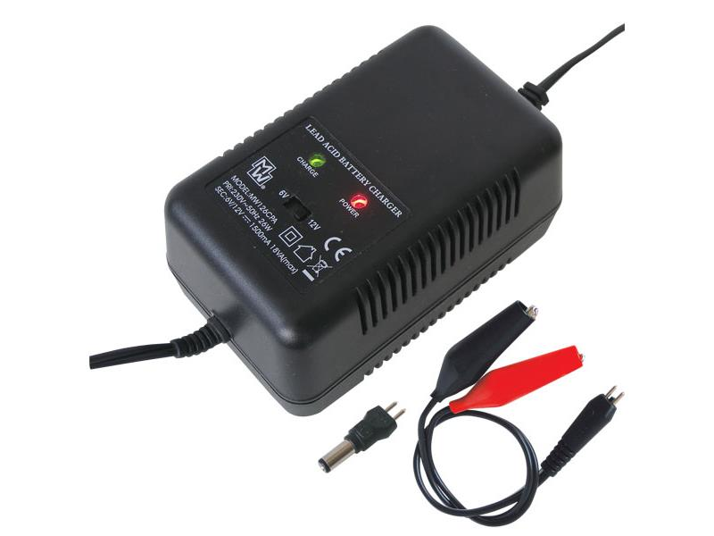 Nabíjačka akumulátorov MW126CPA