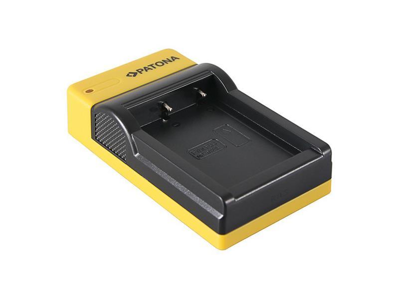 Nabíjačka foto CANON LP-E6 USB PATONA PT151583