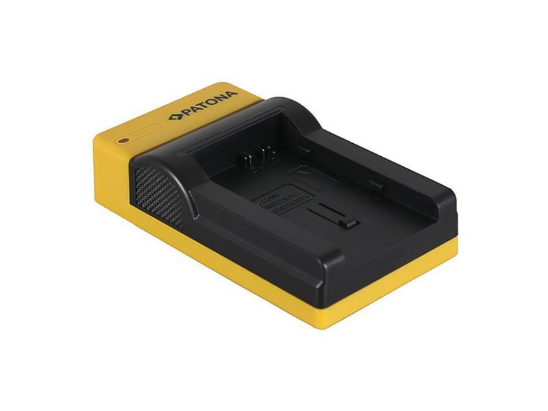 Nabíjačka foto CANON BP-808 / 820 / 827 / 828 USB PATONA PT151589