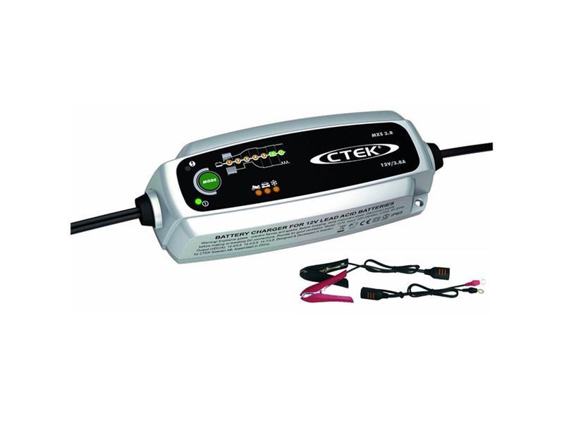 Nabíjačka akumulátorov CTEK MXS 3.8 12V 0.8/3.8A