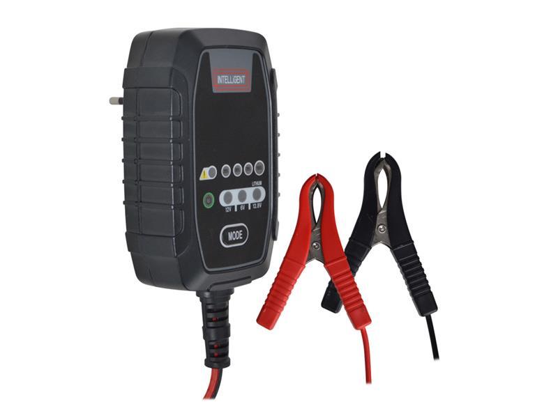 Nabíjačka akumulátorov Geti CC008A 6/12V-0,8A