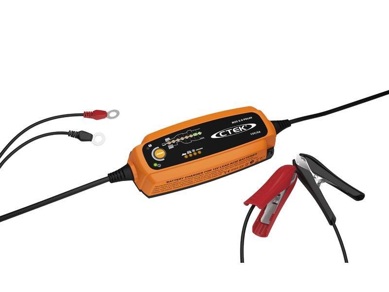 Nabíjačka akumulátorov CTEK MXS 5.0 12V 5A POLAR