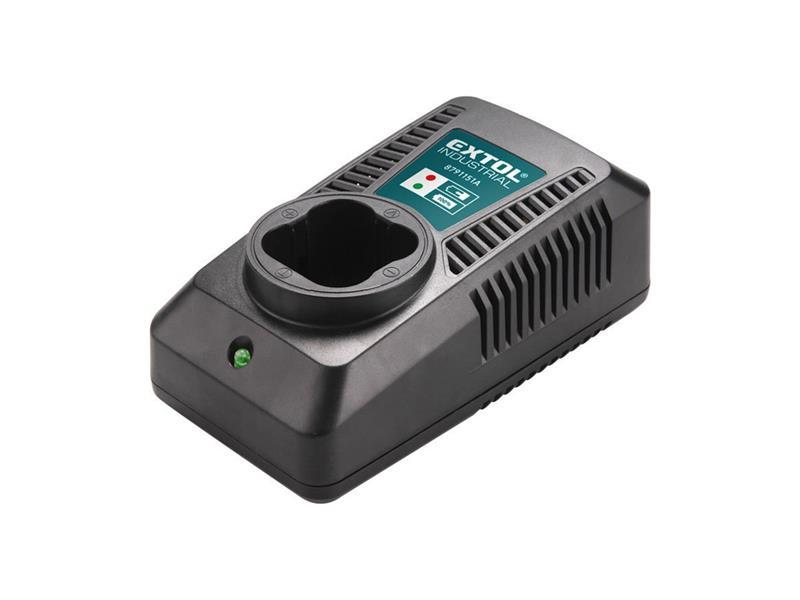 Nabíječka náhradní, 16,6V, Li-ion, nabíjení 1,5h, pro 8891110, EXTOL INDUSTRIAL
