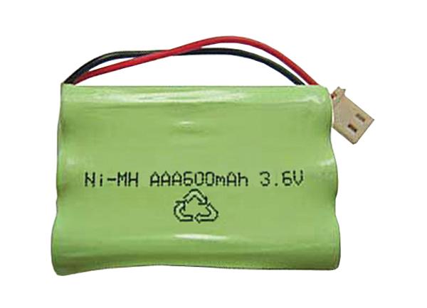 Batérie nabíjacie akupack Ni-MH 3,6V/600mAh TINKO