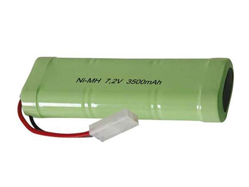 Batérie nabíjacie akupack Ni-MH 7,2V/3500mAh TINKO