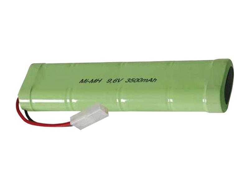 Akupack NiMH SC 9,6V/3500mAh TINKO, 175x47x24mm